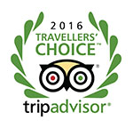 Trip Advisor - 2016 Travellers' Choice