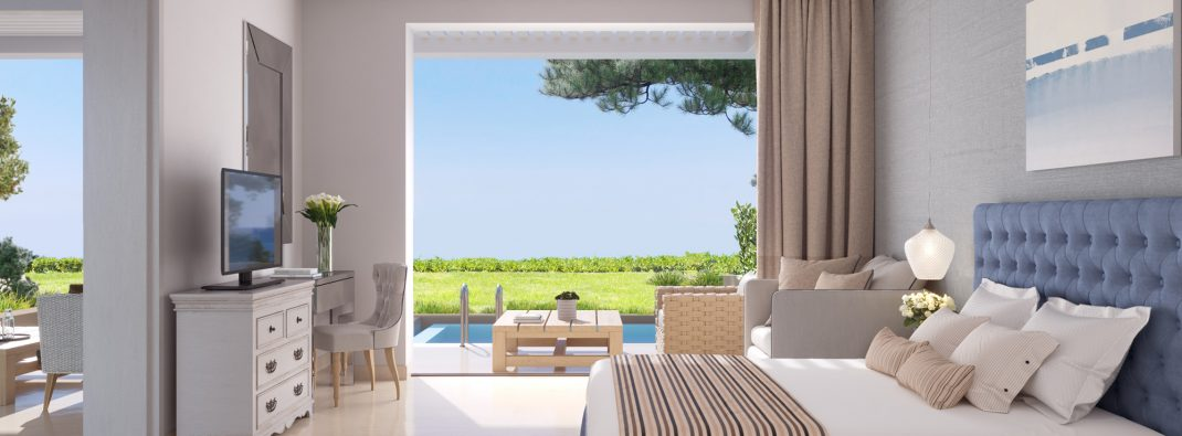Upgrade to Deluxe Junior Suite with Private Pool