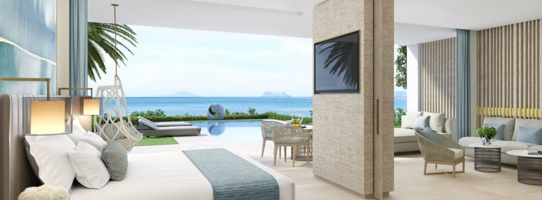 Upgrade to DELUXE ONE BEDROOM SUITE WITH PRIVATE POOL