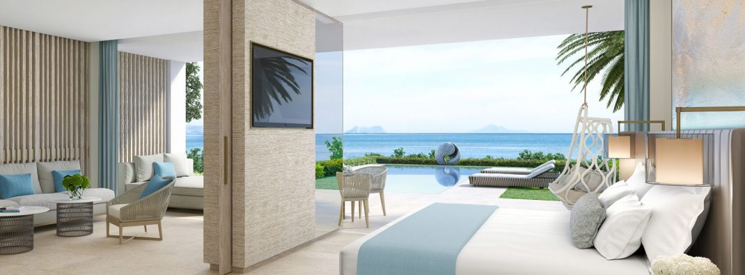 Upgrade to DELUXE TWO BEDROOM SUITE WITH PRIVATE POOL